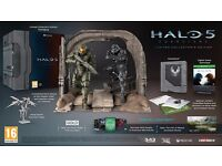 Halo 5 : Guardians Limited Collector's Edition (commemorative statue only)