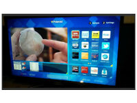"50"" Polaraid Smart led tv,wifi,freeview (connect to internet),delivery available"