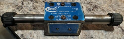 VS5M-3F-G-42L-J, Continental Hydraulics, Solenoid Valve