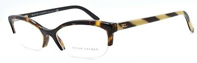 Ralph Lauren RL6073 5003 Women's Eyeglasses Frames Half-rim 53-17-140 (Ralph Lauren Eyeglasses For Women)