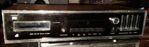 Vintage arvin 8-Track/AM/FM STEREO RECEIVER-works excellent MADE IN JAPAN