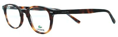 LACOSTE - L2833 214 49/20 - HAVANA - NEW Authentic MEN Designer EYEGLASSES Frame