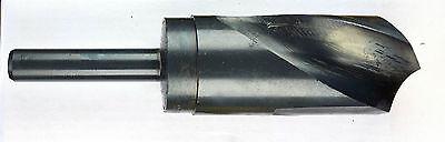 Machinist 1-12 X 12  Reduced Shank Silver Deming Drill Bit Sd Hss