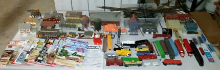 Train Stuff HO and N Gauge - Lots of items $10 to $75 Each Palmerston Gungahlin Area Preview
