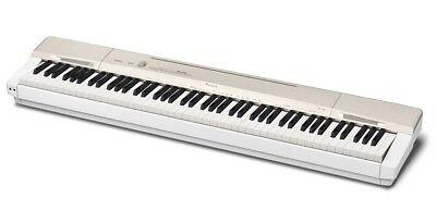 Casio Privia PX-160 Digital Piano - Champagne Gold