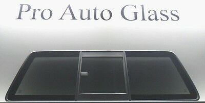 Rear Back Slider Window Glass 1986-2011 Ford Ranger Tinted BRAND NEW OEM w/Butyl