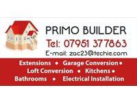 Primo builder