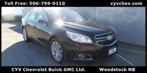 2013 Chevrolet Malibu 2LT - Remote Start, Pwr Seat, Fog Lamps -
