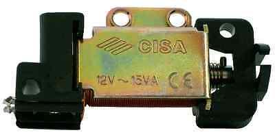 Bobina Cisa Grupo 07025.00 Para Eléctrica 12V Carretes Repuesto Cerradura