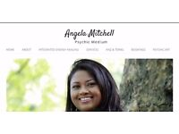 Spiritual Awareness Workshops with Angela Mitchell