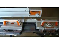 ONO Knitting Machine Toyota KS 901 with tracer and lace carriage
