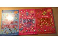 Pyjama Gang Book Set x 3 by P. J.Denton