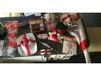 Job lot / wholesale England items - rrp over 10k - World Cup 2018