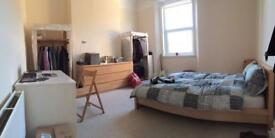 Huge double bedroom in bright, spacious, furnished house, Mannamead