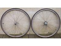 Mavic Wheel Set.