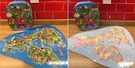 M&S British Isles 100 Piece Puzzle