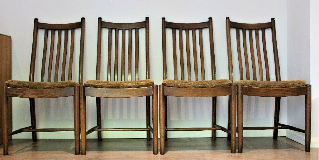 Brilliant Six Ercol Windsor Penn Classic Dining Chairs Golden Dawn 4 2 In Bracknell Berkshire Gumtree Alphanode Cool Chair Designs And Ideas Alphanodeonline