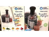Weight Watchers Fruit Juicer
