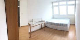 Available HUGE DOUBLE ROOM in BRICKLANE! (E1 5PA)