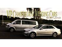 VIP Chauffeur and Wedding Cars or Mini Bus Wheelchair Friendly