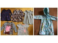 73 X GIRLS 3-4 YEARS + 4-5 YEARS JOBLOT 2 X MIM-PI DRESSES, PEPPA PIG,TINKERBELL