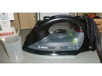 Bosch Power CordPlus 2800W Iron -- Gently Used -- £8 or best offer