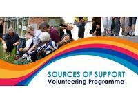 Community Helpers (Sources of Support Volunteering Programme)
