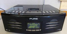 Pure Avaniti Flow Internet Dab Ipod Fm Radio