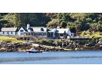 Exciting Head Chef position in an award-winning, destination hotel and restaurant on NW coast