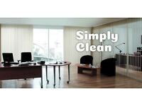 Commercial Cleaning — Simply Clean