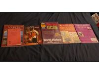 GCSE : History books , in good condition £ 4