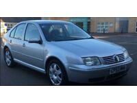 2003 Volkswagen Bora 1.9 TDI 150 PD Sport 4dr,Full Service History, P/X WELCOME