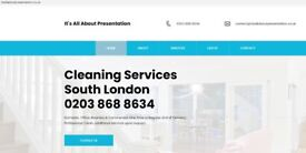 Cleaning Services South London from £13
