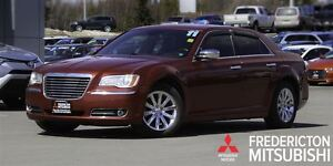 2011 Chrysler 300C 5.7L! HEATED/COOLED LEATHER! NAV!
