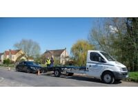 CAR BREAKDOWN RECOVERY & VEHICLE TRANSPORTATION BICESTER BANBURY M40 A34 CHERWELL ARDLEY OXFORD A40