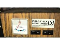 BRADEX CAR BATTERY CHARGER