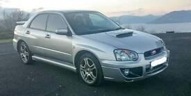 Subaru Impreza Turbo WRX 2005 Full Service History
