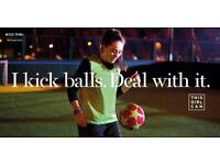 Fun, Friendly Women's Football Sessions (Ladies Soccer)