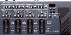 Ex-Demo BOSS ME-80 Guitar Multi Effects