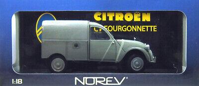 NOREV 181500 CITROEN 2 CV Fourgonnette 1:18