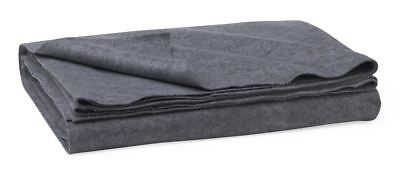 - Disposable Blanket,Gray, Case of 10