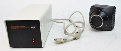 Diagnostic Instruments Spot Rt Color 2.2.1 Ccd Camera W Sp402-115 Power Supply