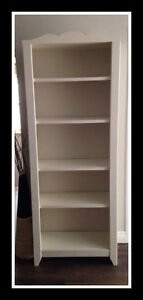 WOOD BOOKCASE -  SERIOUS ENQUIRIES ONLY