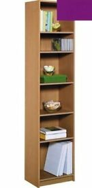 Bookcases and shelving units Oak Effect