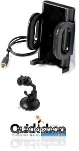 Mobile Phone Antenna Patch Lead Cradle Apple iPhone 4, 4S with Suction  Mount