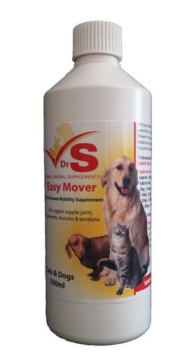 Easy Mover Liquid Joint Supplement For Cats And Dogs