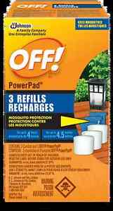 OFF!® PowerPad® Mosquito Lamp - NEW, Out of Box Kitchener / Waterloo Kitchener Area image 9