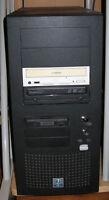 Lian-Li black Aluminum Medium PC Tower/Case