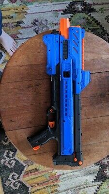 Cheap nerf gun rival with bullets super powerfull