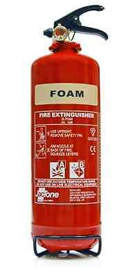 Jactone 2L AFFF Foam Fire Extinguisher - 2Litre / 2LTR, Free Shipping, UK Stock